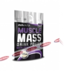 BIOTECH USA Muscle Mass (4.500g)
